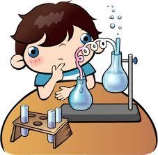 生物系學生做實驗